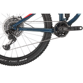 "VOTEC VM Elite - All Mountain Fully 27,5"" - blue/red"